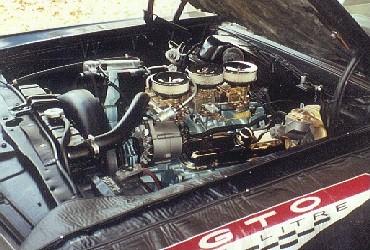 Joey S 66 Gto Convertible